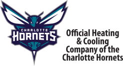 Heating and cooling company for the Charlotte Hornets