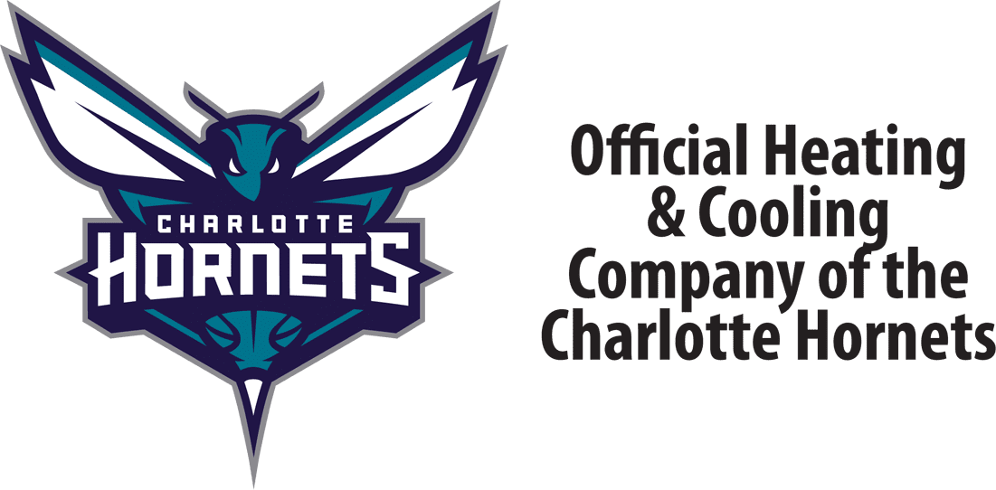 Charlotte Hornets heating and cooling company